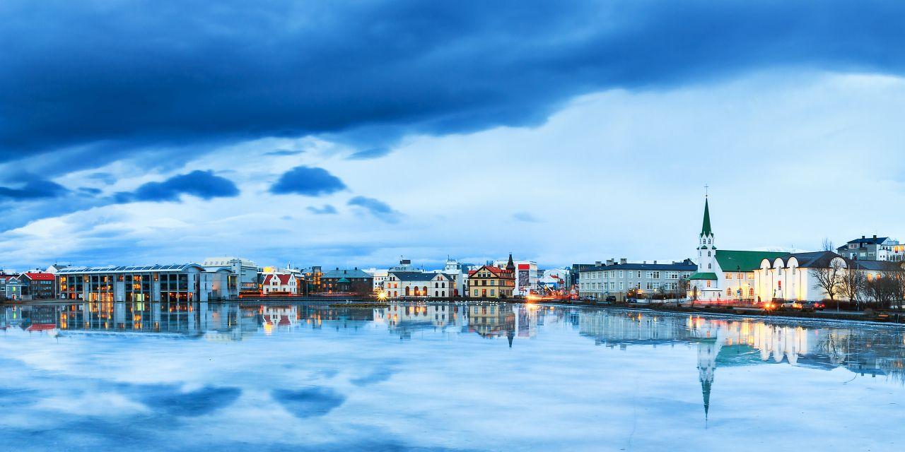 Izland - csoportos hajóút